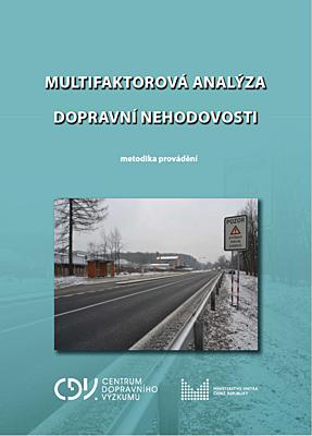 Multifaktorová analýza dopravní nehodovosti